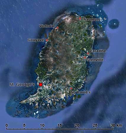 Grenada Islands Tour